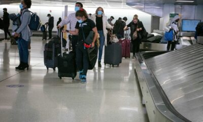 U.S. Will Ease Restrictions for Fully Vaccinated Foreign Travelers in November