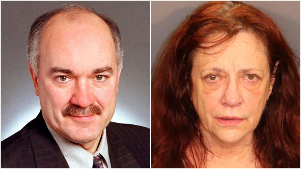 State senator's wife charged with domestic assault