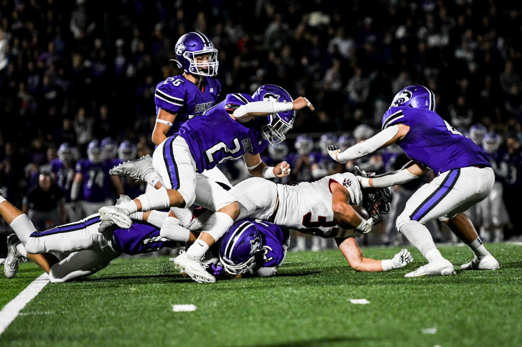 CHSAANow.com prep football rankings, Week 5: There's a new No. 1 in Class 6-man