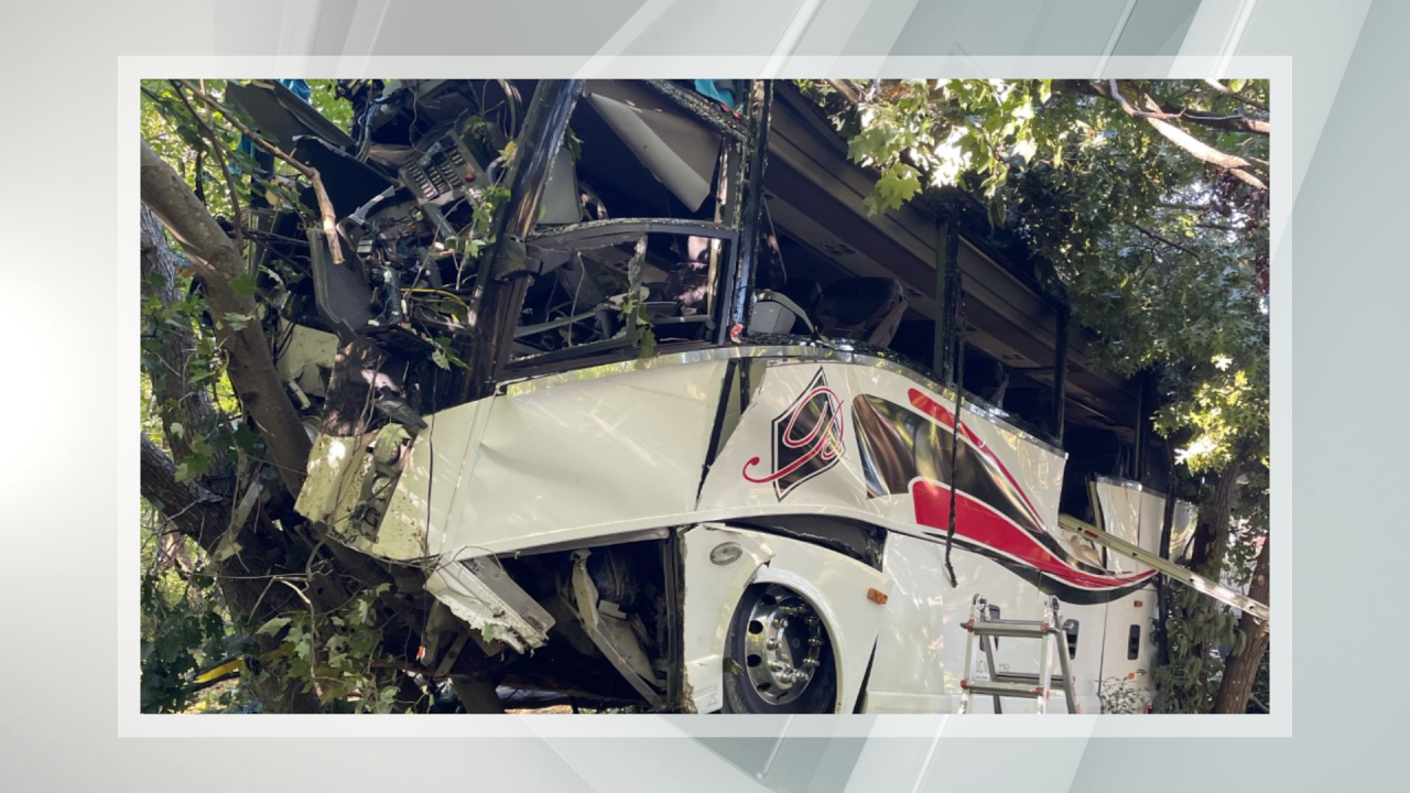 PSP Frackville releases more information on bus crash that injured 32 people, multiple in critical condition