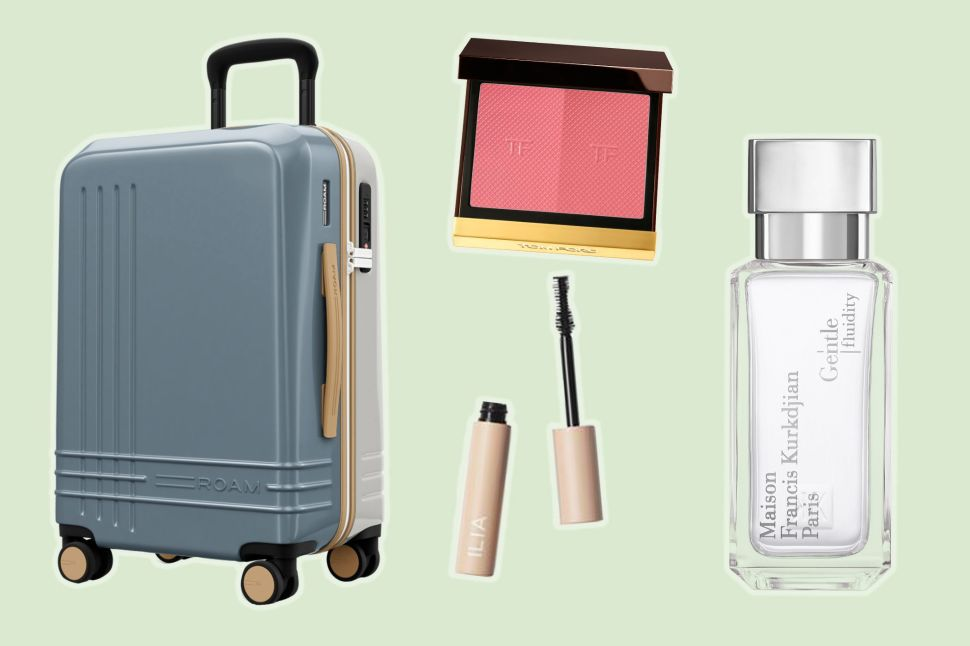 Jet Set: Early Fall Travel Accessories