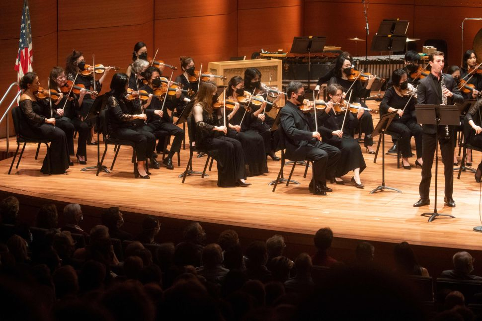 New York's Philharmonic is Back, but Change Is Still Underway