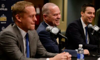 LIVE WEDNESDAY: Nuggets beat reporter Mike Singer, Mark Kiszla chat with Michael Malone, Tim Connelly about 2021-22 season