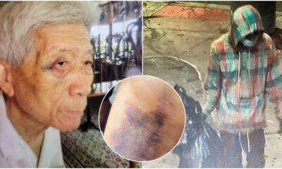 Elderly man punched and robbed of his cans by unidentified assailant in NYC