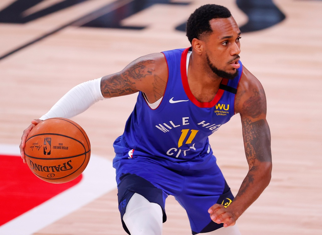 """Nuggets' Monte Morris eager to """"earn"""" starting job after addressing knee situation"""