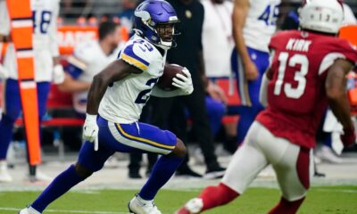 Safety Xavier Woods off to a strong start in first season with Vikings