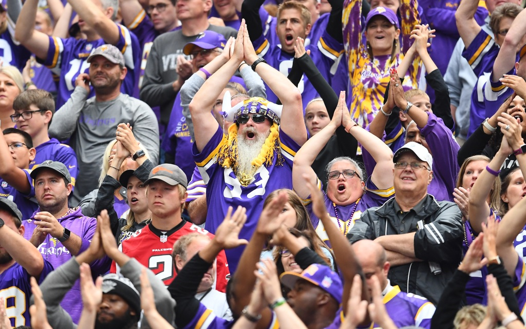 Vikings treating Sunday's game with fans back at U.S. Bank Stadium as a 'grand reopening'