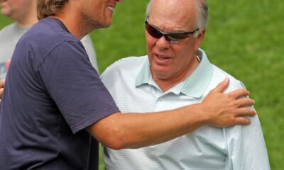 Does Tom Brady Sr. feel his son has been vindicated? 'Damn right!'