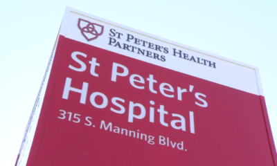 Vaccine mandate taking effect at St. Peter's, unvaccinated staff to be suspended without pay