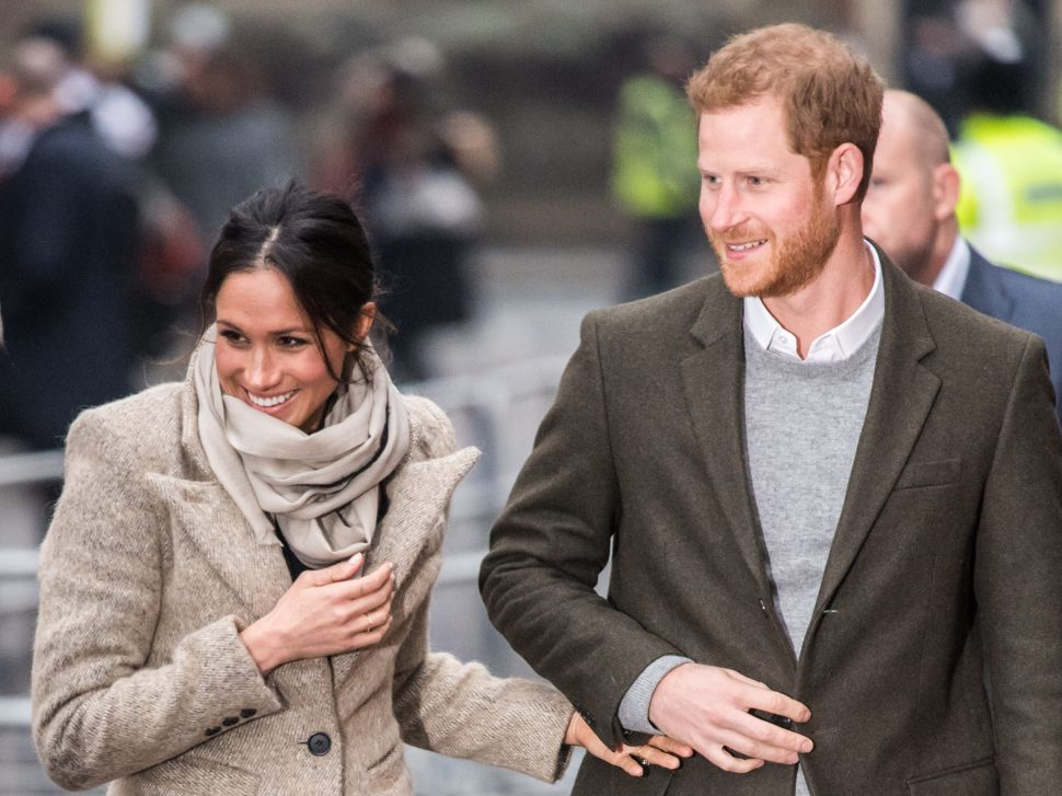 Prince Harry and Meghan Markle Are So Excited About Their Trip to New York