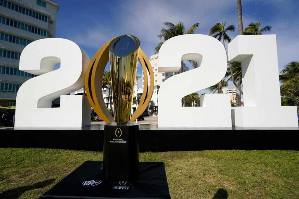 College Football Playoff expansion stalls as commissioners sort through issues