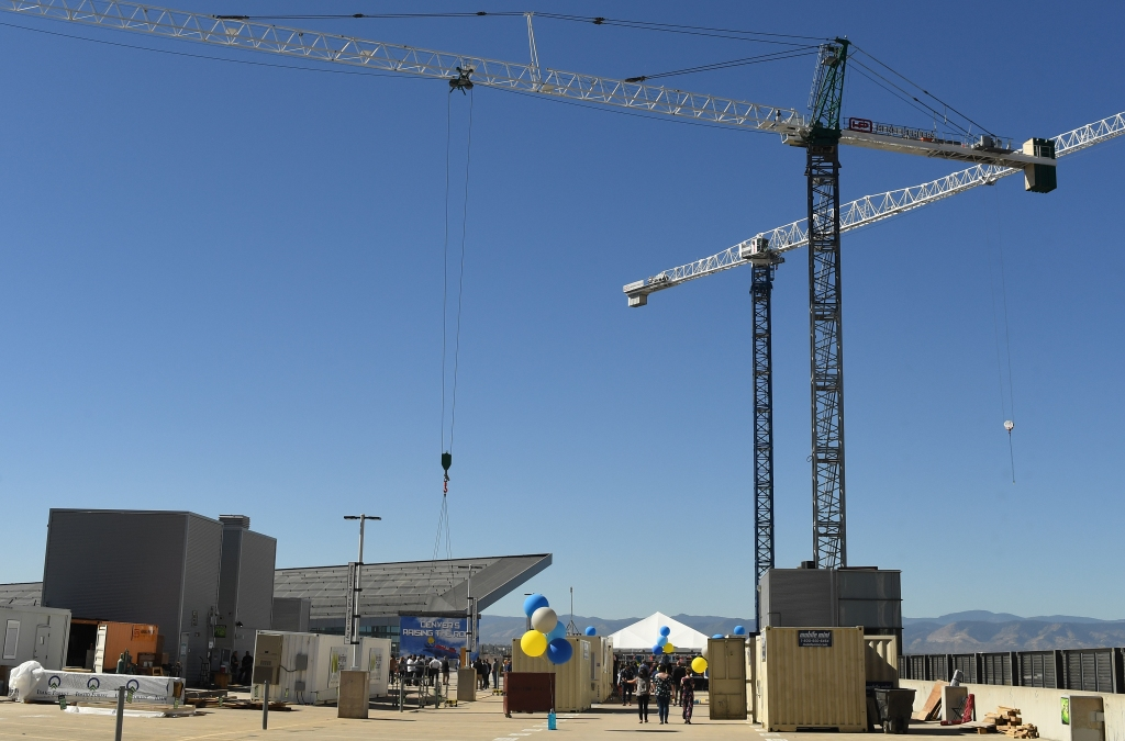 Colorado Convention Center expansion project begins at last
