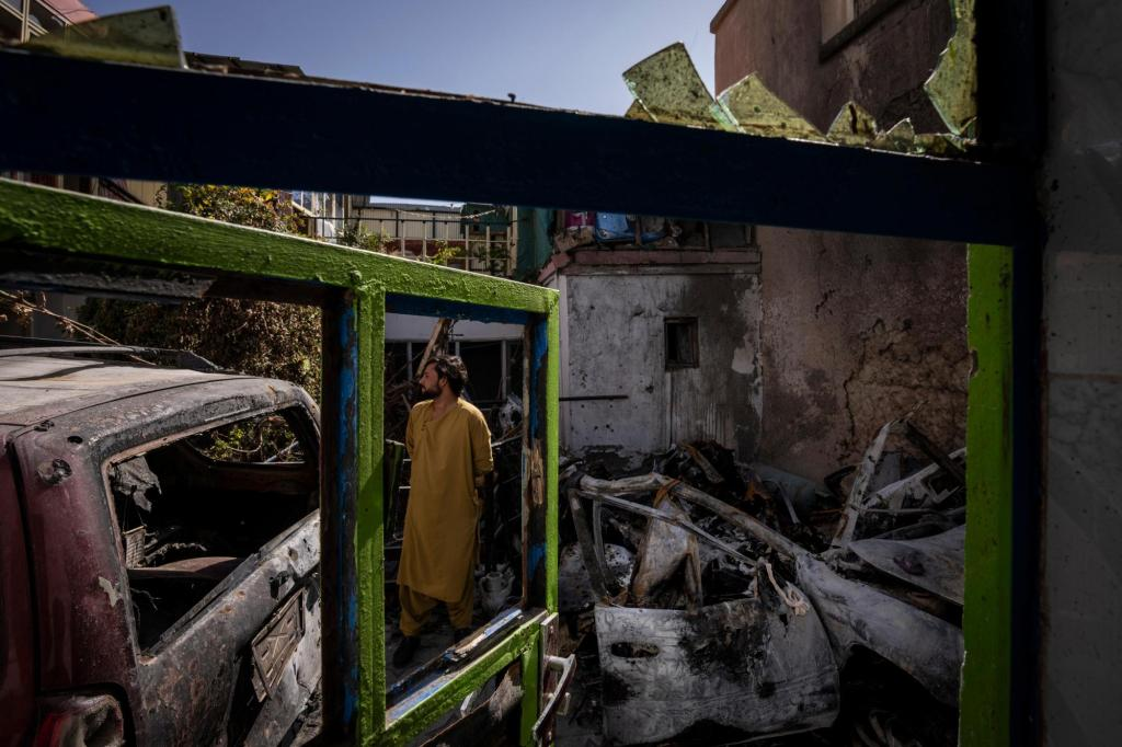 Other voices: Biden must investigate Kabul drone strike that killed family
