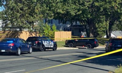 Mounds View: Suspect struck by a squad vehicle after shooting at police has died