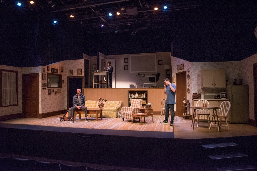 """Review: What's the truth in Curious Theatre Company's """"The Lifespan of a Fact""""?"""