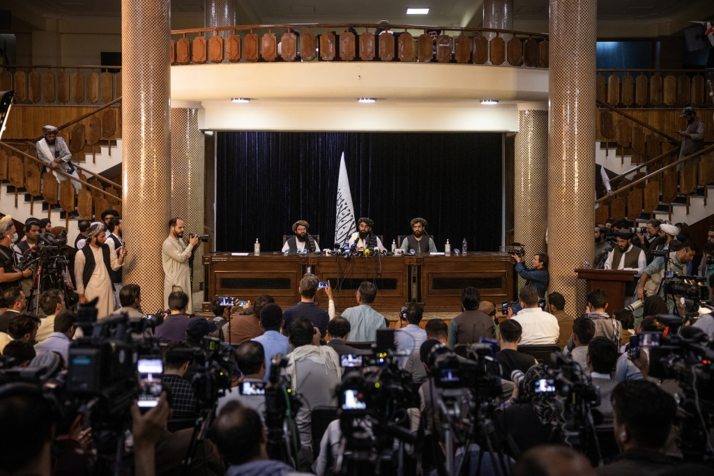 Nanda: The Taliban must earn recognition by respecting human rights