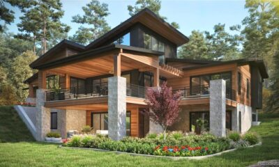 Haven in the forest: As buyers yearn for elbow room, these custom ranches in the trees are 25 min. from DTC