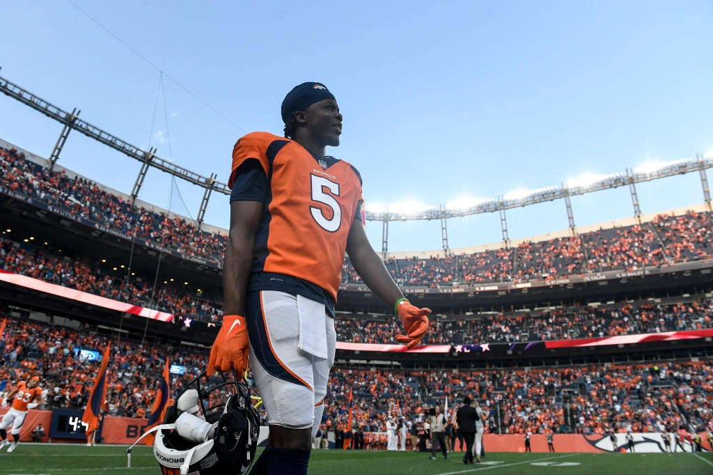"""Broncos eager to return to Empower Field, re-establish home-field advantage against Jets: """"We have to go win at home — it's as simple as that."""""""