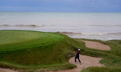 """The Americans prepare for the """"big one"""" at home Ryder Cup"""