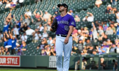Rockies can't close the deal, lose to Dodgers in 10 innings