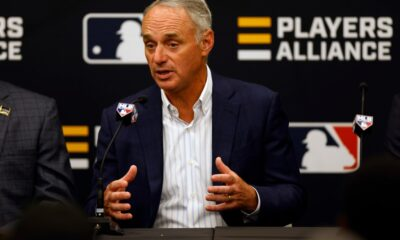 MLB, union send notices of intent to seek labor changes