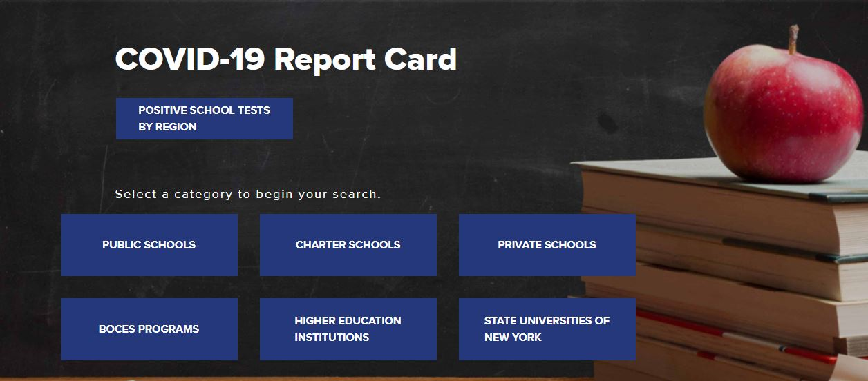 DOH: State's school COVID tracker will be back up before October