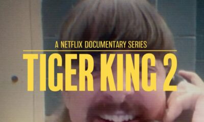 'Tiger King 2' confirmed, coming to Netflix this year