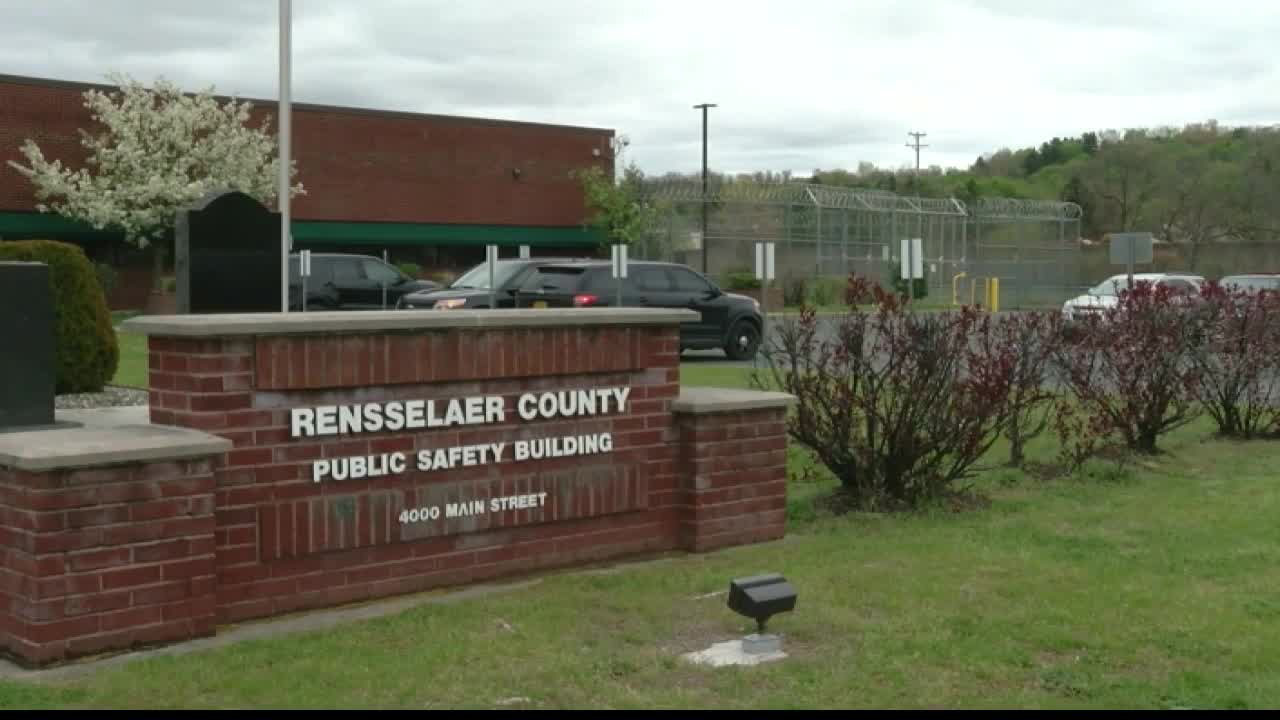 Complaint filed against Rensselaer County Jail