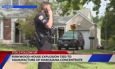 Kirkwood home explosion tied to production of marijuana concentrate