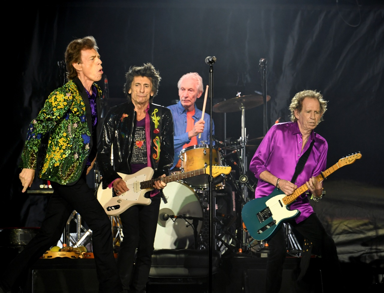 Rolling Stones send message to fans ahead of Sunday concert at Dome
