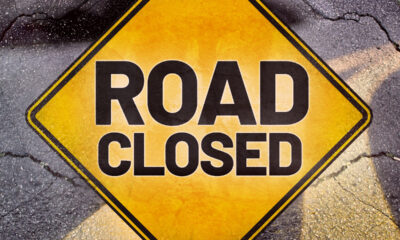 2 downed trees in New Scotland and Bethlehem, all lanes closed