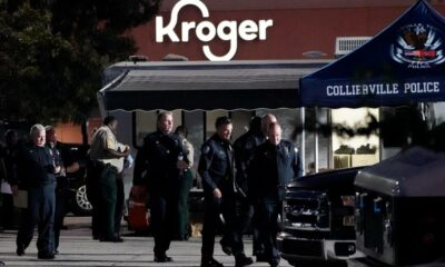 Police: Tennessee grocery store gunman was vendor, didn't have target