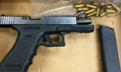 Watertown couple arrested for possessing illegal Glock on I-81