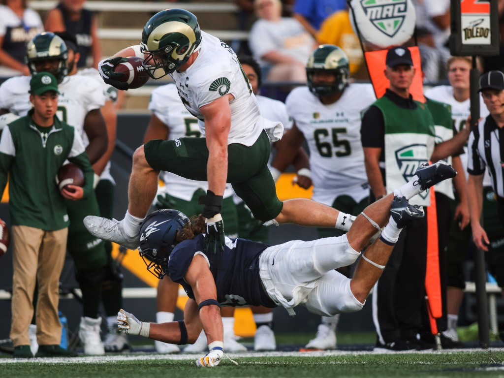 NFL Prospect Watch: Colorado State TE Trey McBride does it all
