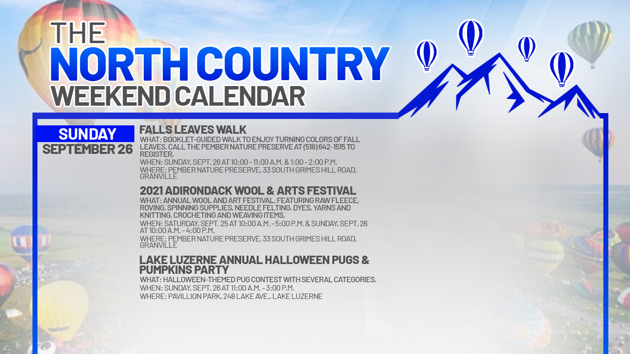 1632527954 344 North Country Weekend Calendar Balloons Bikes and a visit to