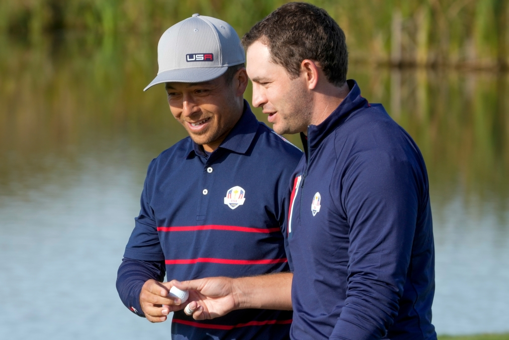 Young U.S. team puts Europe in its biggest hole at Ryder Cup