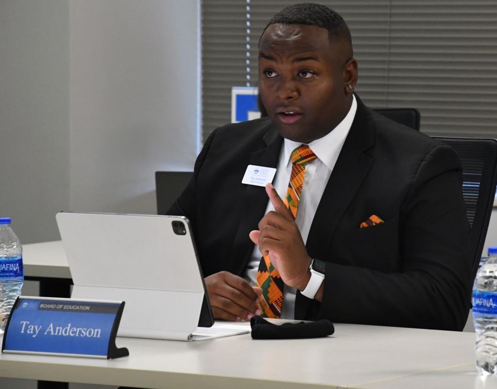 Denver DA won't charge Tay Anderson, records show school board spent $190,000 on investigation