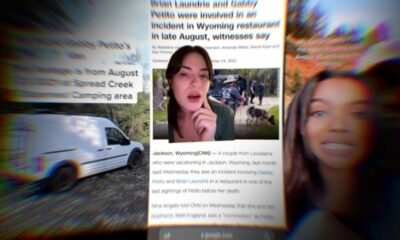 Gabby Petito: Social media sleuths help unravel the case