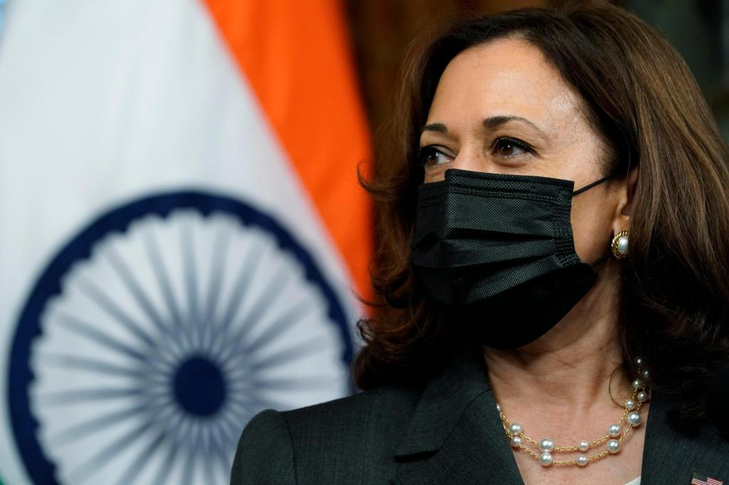 Kamala Harris 'View' interview delayed after two hosts test positive for COVID-19