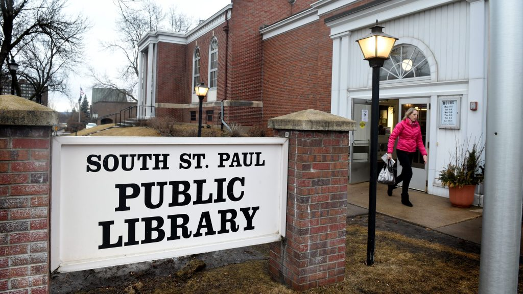 Want to help design a library? South St. Paul is taking ideas with online survey
