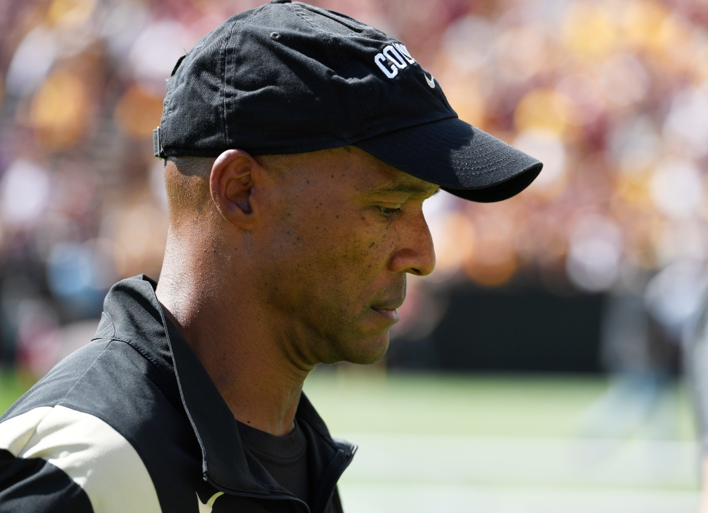Grading the Week: CU Buffs coach Karl Dorrell is running it back on offense — under the cover of Pac-12 After Dark-ness