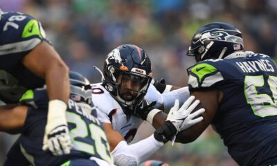 Broncos confident LB Justin Strnad is ready for first NFL start, extended opportunity after Josey Jewell's season-ending injury