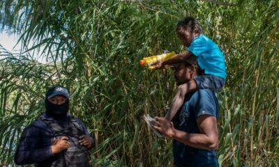 Migrants gone from Texas border camp as Biden blasts agents