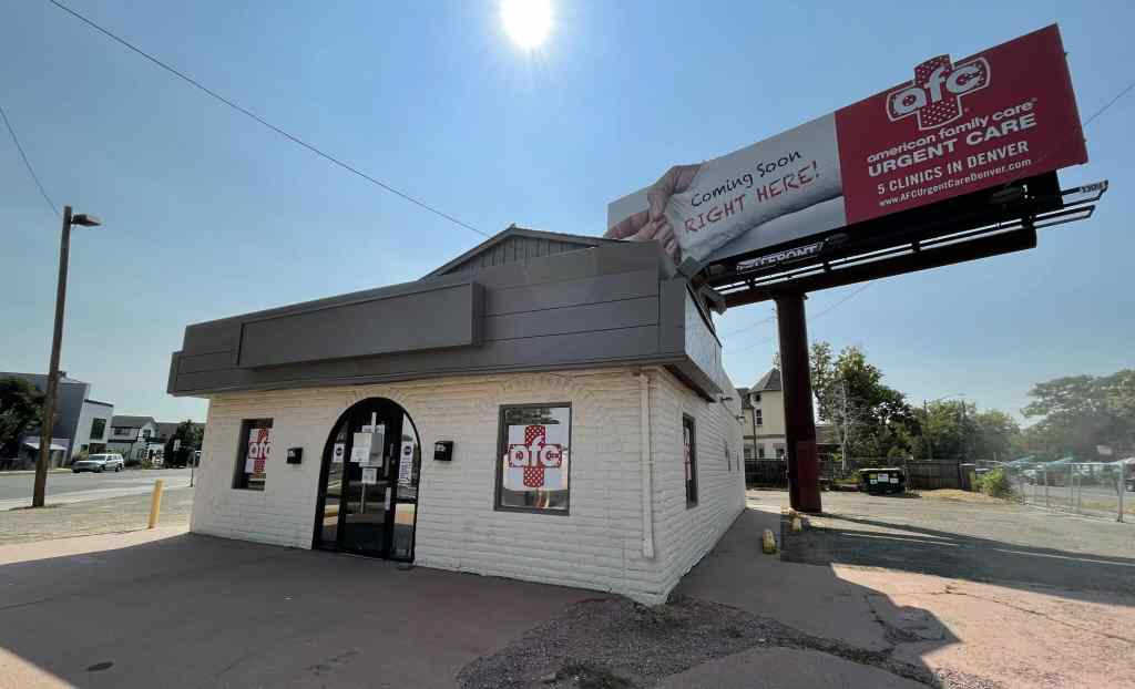 Urgent care chain to open in Five Points