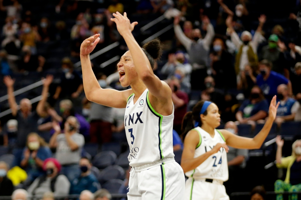 Aerial Powers possesses the scoring prowess Lynx will need to make potential playoff run
