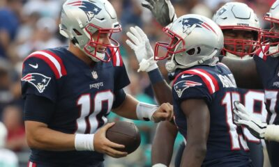 The Patriots have the answers to fix their NFL worst red-zone offense