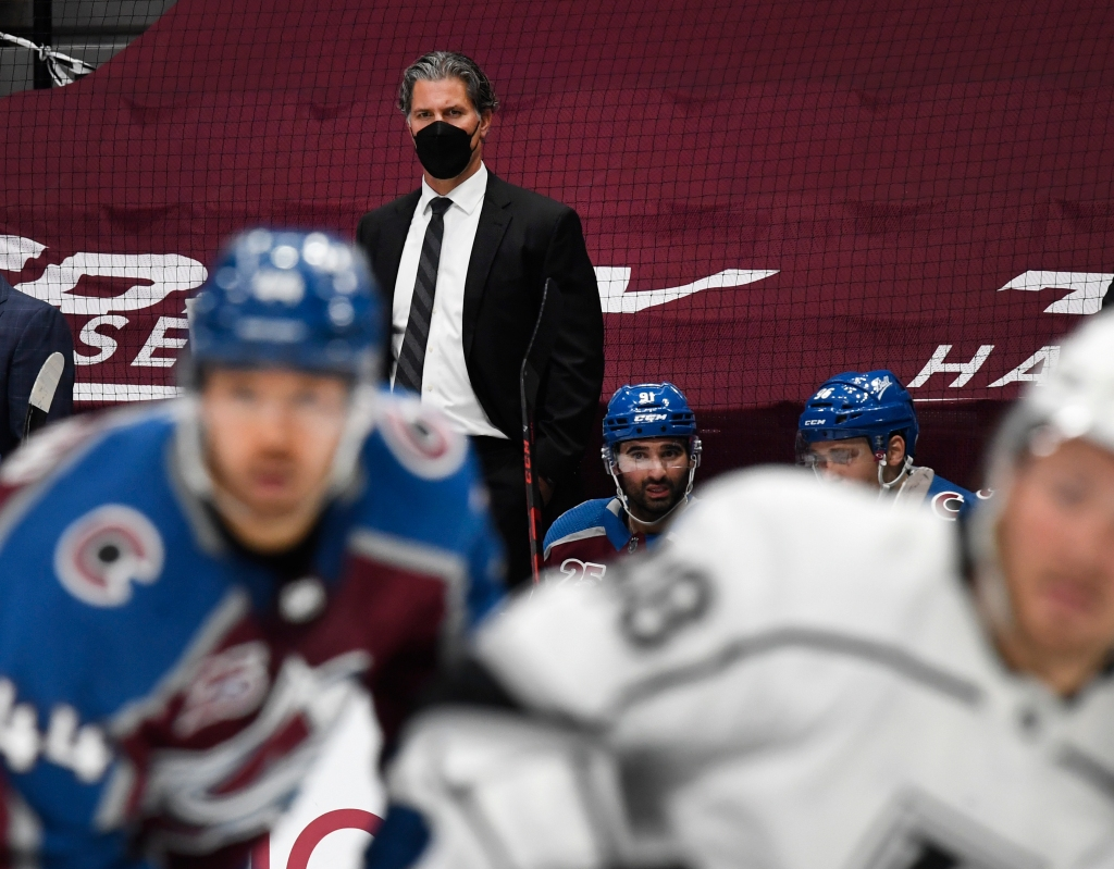 Chambers: Jared Bednar is on his own hot seat. Avalanche coach feels internal pressure