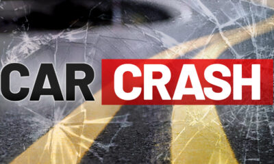 Queensbury car vs. motorcycle crash, man ejected suffers serious injuries