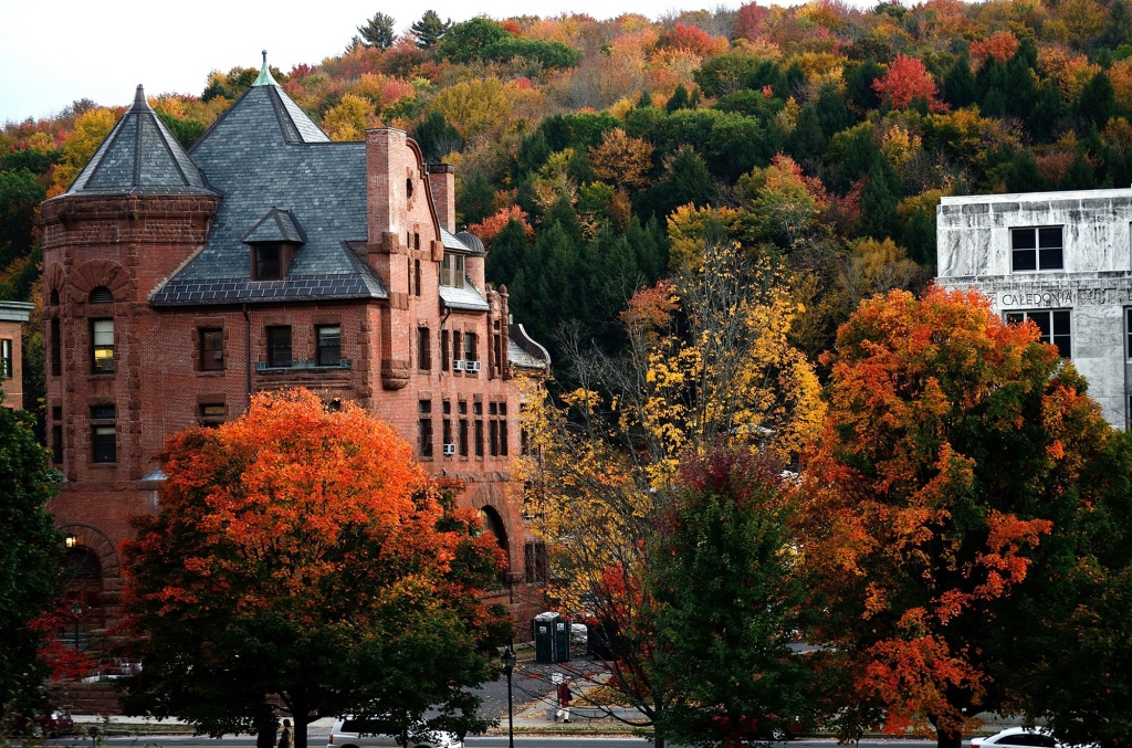 Head to Vermont for vivid, vibrant fall foliage