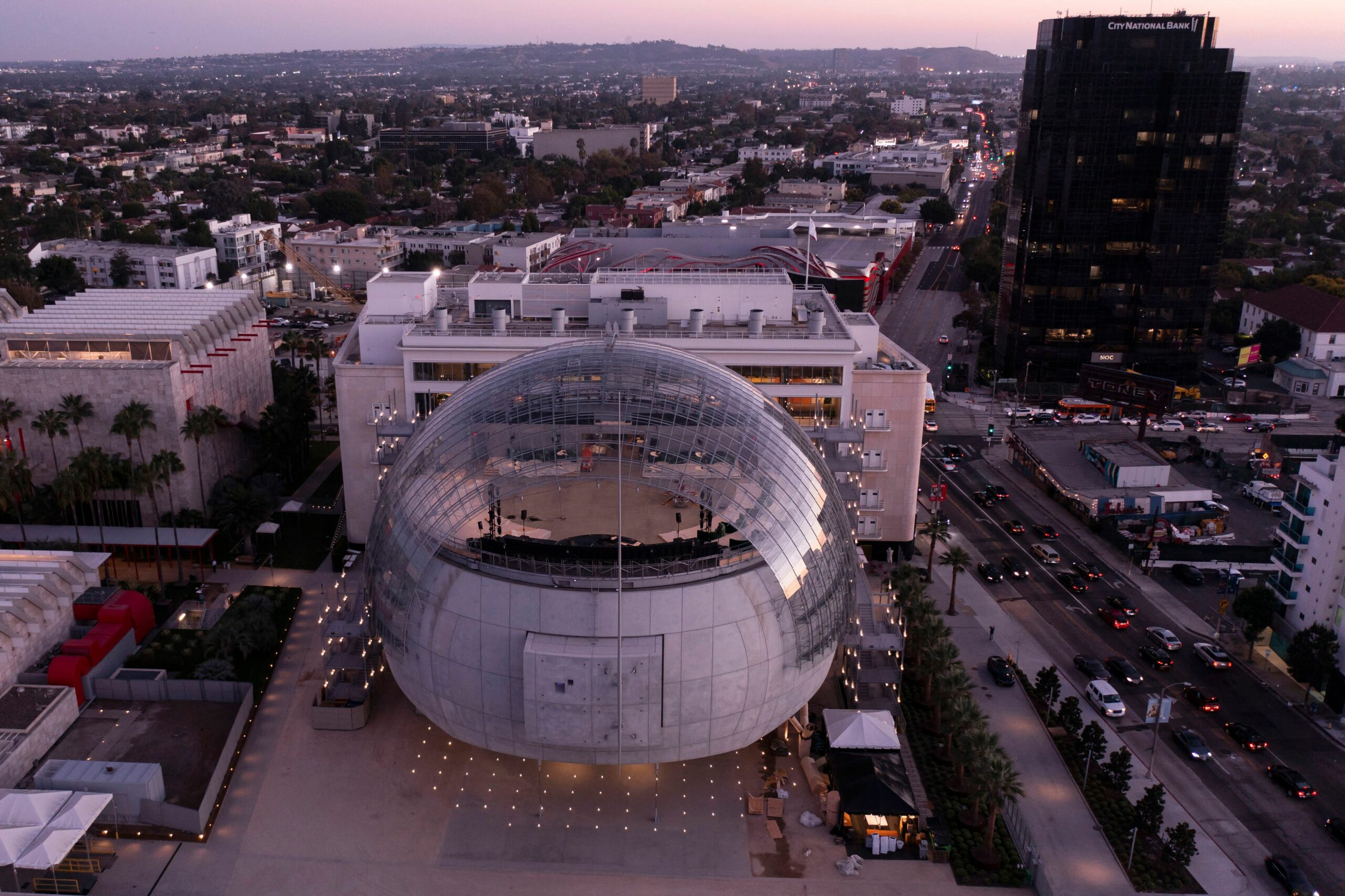 LA's Academy Museum Will Finally Open After Extensive Delays